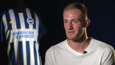 Clarke delighted to seal Brighton move