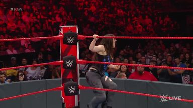 Bliss, Cross pick up tag team win