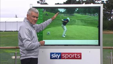 McIlroy's swing analysed