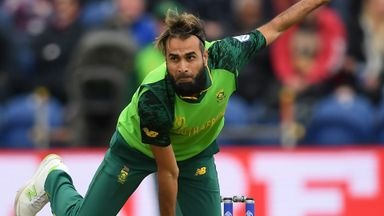 ICC WC: South Africa v Afghanistan