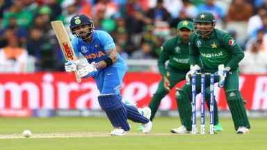ICC WC: India v Pakistan