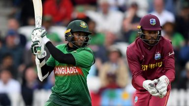 ICC WC: West Indies v Bangladesh