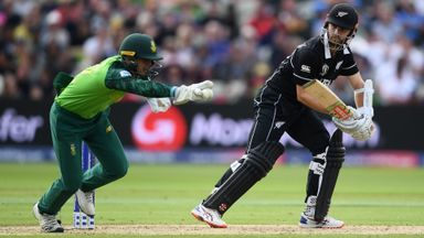 ICC WC: New Zealand v South Africa