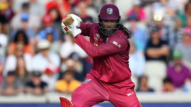 ICC WC: West Indies v New Zealand
