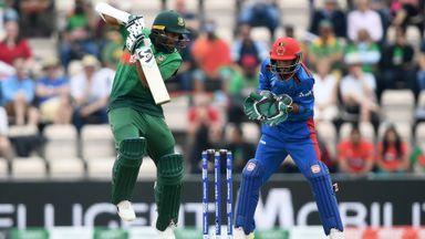 ICC WC: Bangladesh v Afghanistan