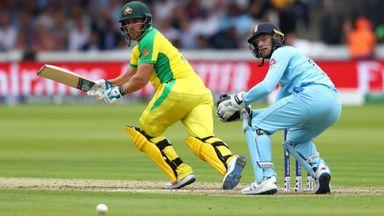 ICC WC: England v Australia