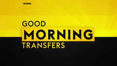Good Morning Transfers on SSN!