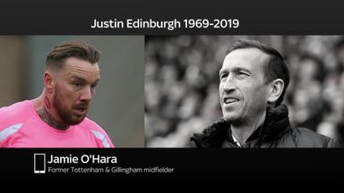 O'Hara: Edinburgh was an inspiration