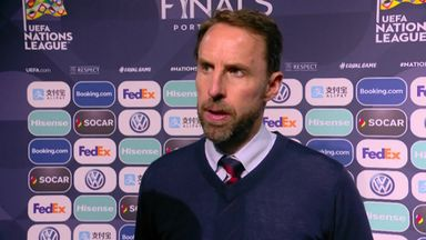 Southgate encouraged with England's resolve