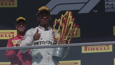 Hamilton: Vettel made a mistake