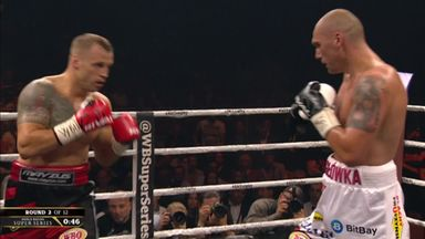 Controversial win for Briedis!