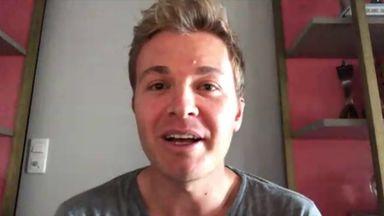 Rosberg and Hill debate F1's rules