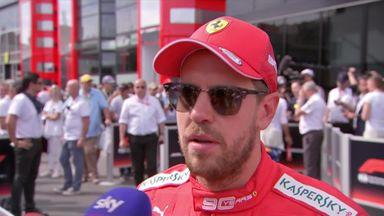 Vettel: Fastest lap was straight forward