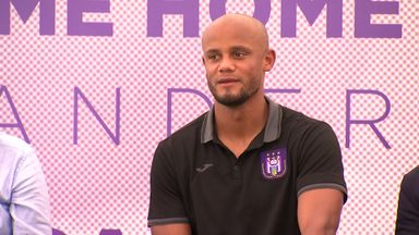 Kompany backs Lampard to succeed