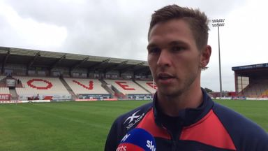 Parcell says Hull KR the right move