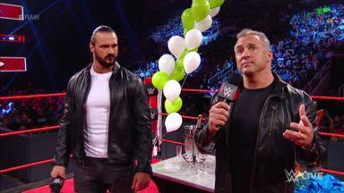 McMahon & McIntyre celebrate!