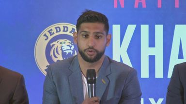 Khan: This could lead to bigger fights
