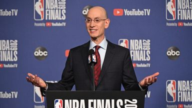 Silver: NBA will revisit tampering rules