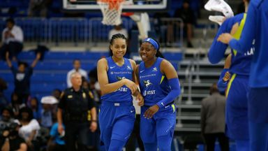 WNBA: Sun 73-74 Wings