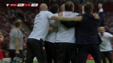 Poland 4-0 Israel