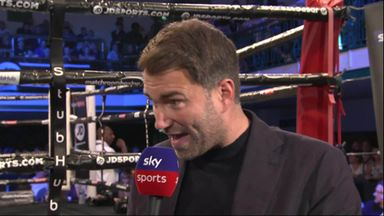 Hearn: We want Wilder date from WBC