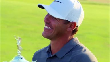 Koepka's winning secret in majors