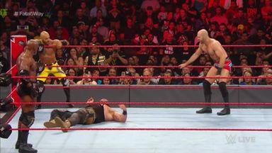 Who won the right to face Samoa Joe?