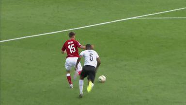 Denmark U21 3-1 Austria U21