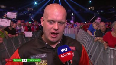 MVG: My attitude was wrong