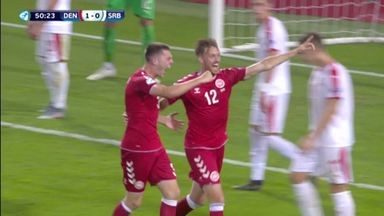 Denmark U21 2-0 Serbia U21