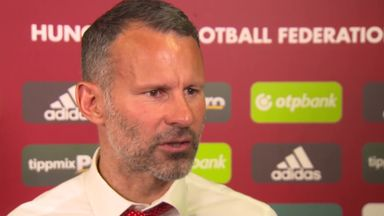 Giggs: We need to take our chances