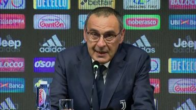 Sarri: I wanted Italy return