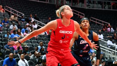 WNBA: Mystics 89-73 Dream