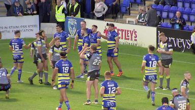 Warrington  30-6 Wakefield