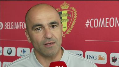 Martinez wary of Scotland's form players