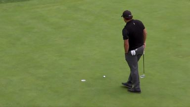 How did Mickelson miss this?