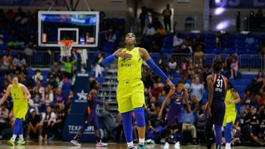 WNBA: Mercury 54-69 Wings