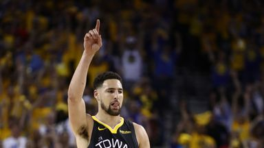 Klay fires for 30 before Game 6 exit