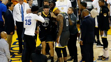 Klay's torn ACL is 'heartbreaking'
