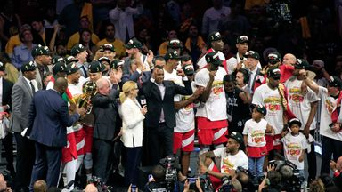 Ujiri: A championship win for the world