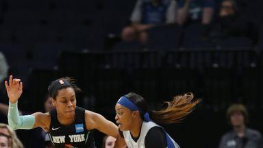 WNBA: Liberty 83-92 Lynx