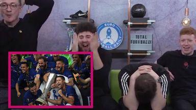 Chelsea 4-1 Arsenal   Fan reaction