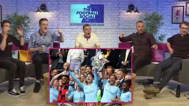 Man City 6-0 Watford   FA Cup final   Fan reaction