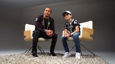 Small Talk with Lewis Hamilton - Part 1