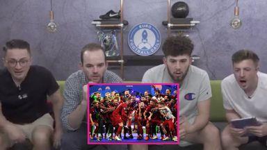 Tottenham 0-2 Liverpool   Fan reaction