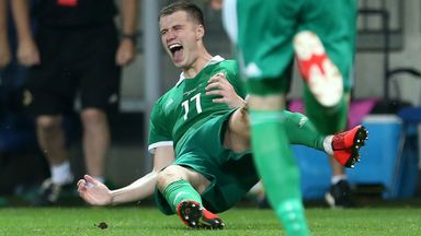 Belarus 0-1 Northern Ireland