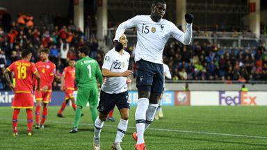 Andorra 0-4 France