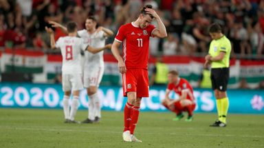 Hungary 1-0 Wales