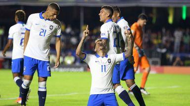 Brazil 3-0 Bolivia