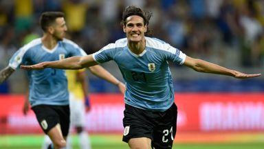 Uruguay 4-0 Ecuador